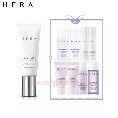 HERA Sun Mate Excellence Set 9items [Monthly Limited -June 2018]